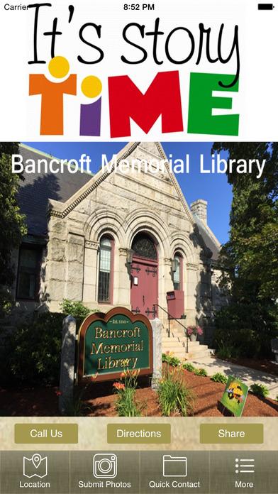 Bancroft Memorial Library