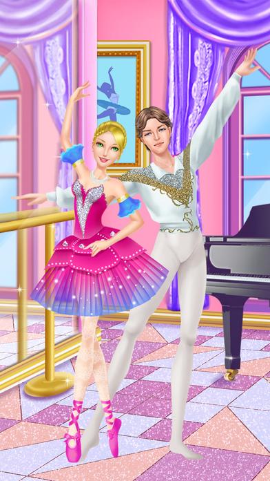 Ballet Girls - Show Time Beauty Salon
