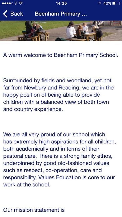 Beenham Primary School