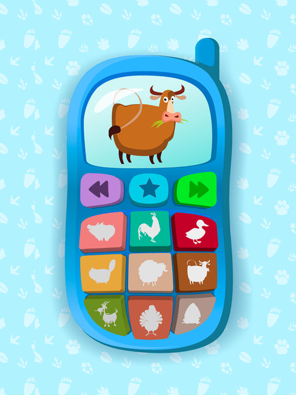 Baby Phone - Educational Sound Game for Toddlers