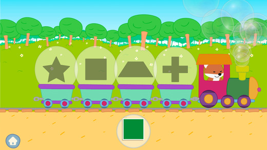 Baby Shapes  Colors Learning app