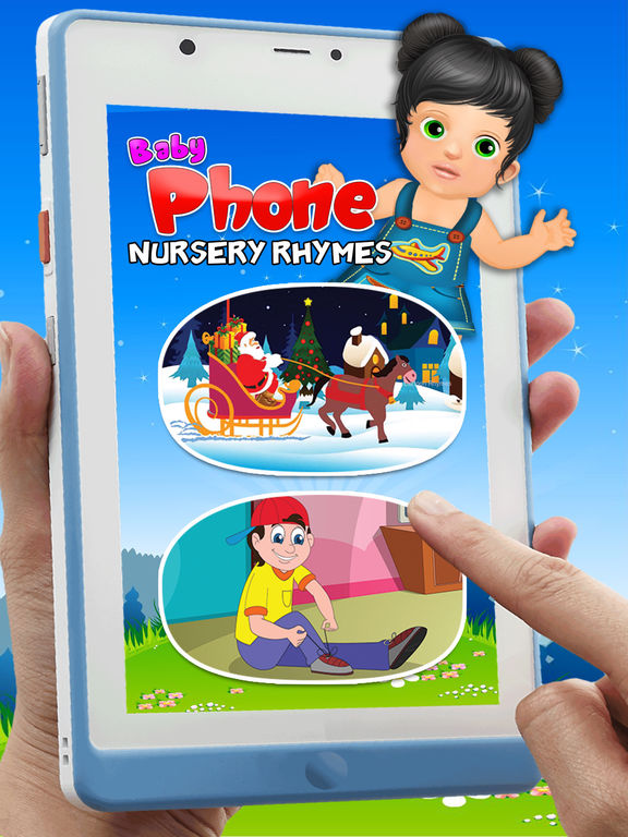 Baby Phone Nursery Rhymes