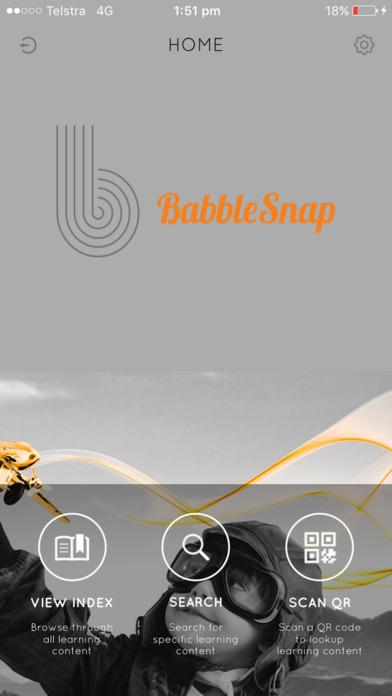 BabbleSnap