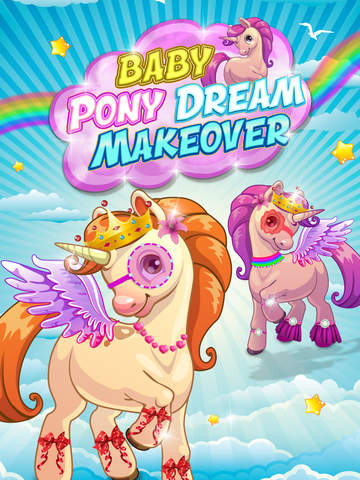 Baby Pony Dream Makeover