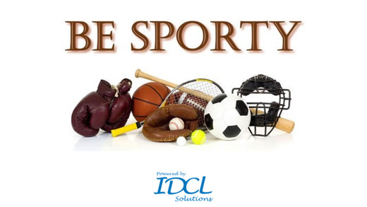 Be Sporty: Kids Learn Sports