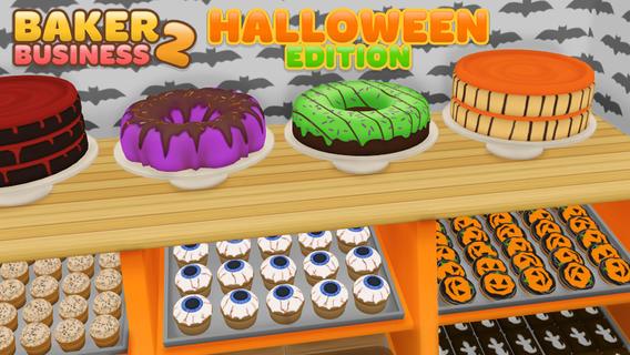 Baker Business 2 Halloween