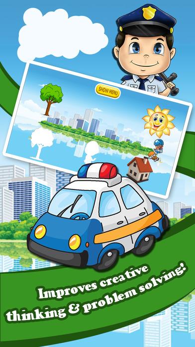 Baby Puzzle City