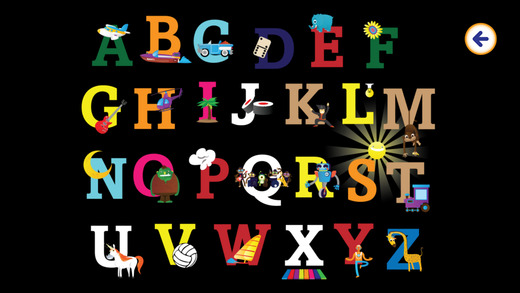 Babel's ABC - multilingual alphabet