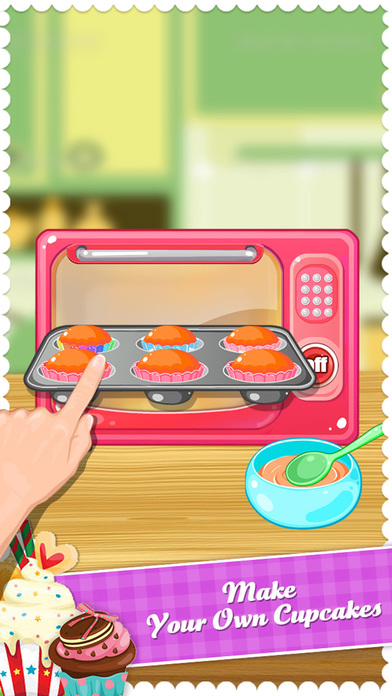 Bakery Party! Baking Fever: Kids Chef Salon Games