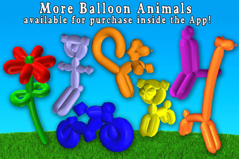 Balloon Animals.
