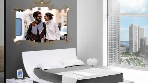 Bedroom Photo Frame Maker