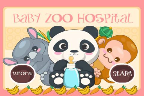 Baby Zoo Hospital