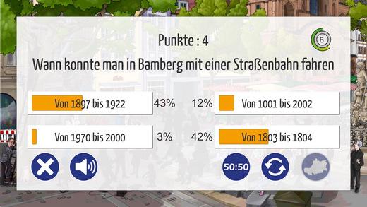 Bamberg wimmelt Quiz