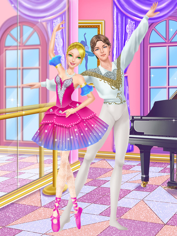 Ballet Girls - Show Time Beauty Salon