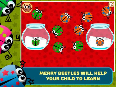 BabyUp: Beetles