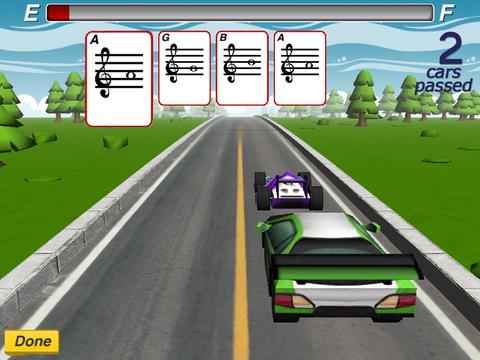 Bass Clarinet Racer