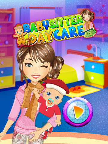 Baby Sitter Daycare Salon
