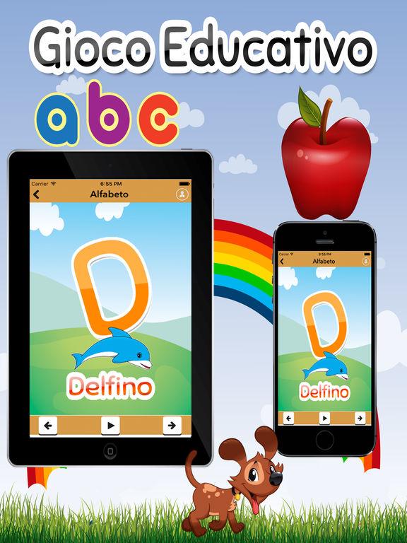 Bambini gioco di apprendimento (italiano)