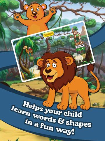 Baby Puzzle Zoo