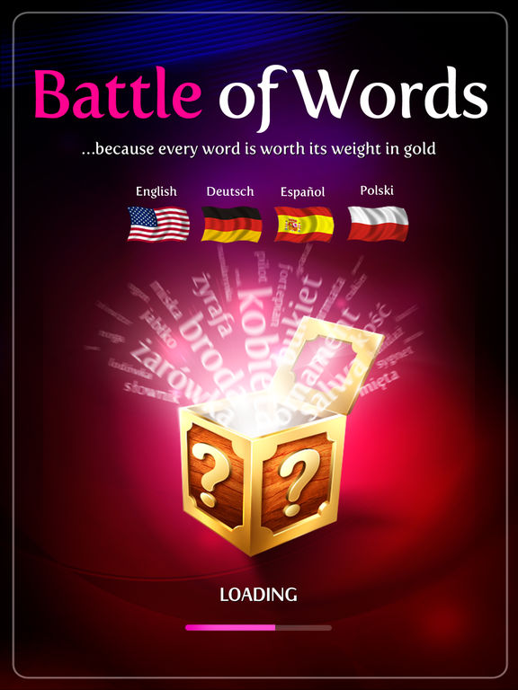 Battle of Words - Party Game