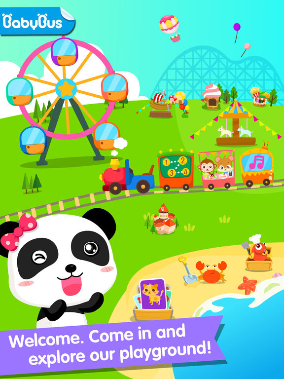 BabyBus World - Educational Games