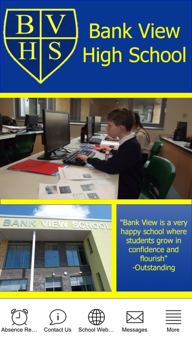 Bank View High School