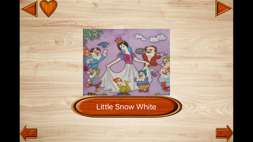 Baby Jigsaws of Grimm's Fairy Tales Story Book 1