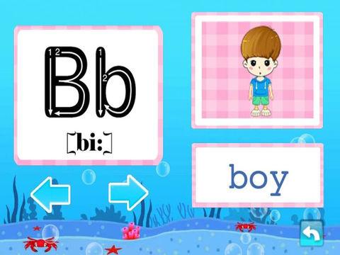 儿童游戏学abc