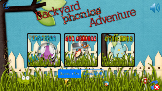 Backyard Phonics Adventure