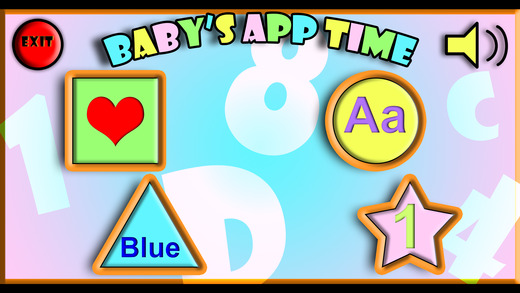 Baby's App Time
