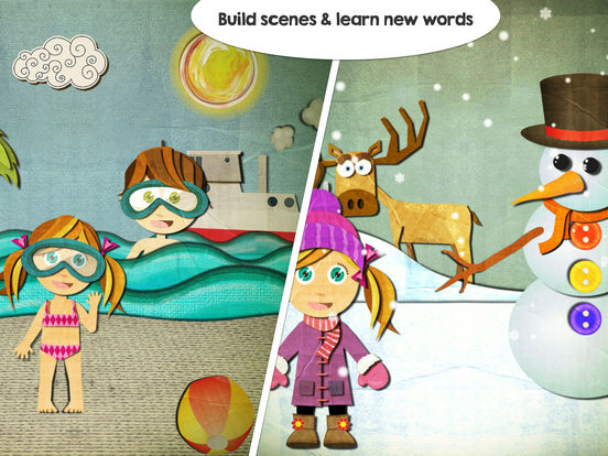Beck  Bo: Toddler First Words, Pretend Play Games