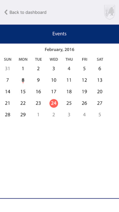 BAU Mobile App