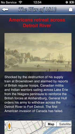 Battles of the War of 1812