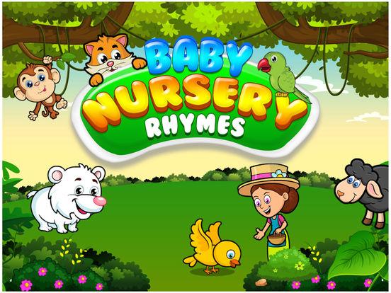 Baby Nursery Rhymes - rhymes with popular poem