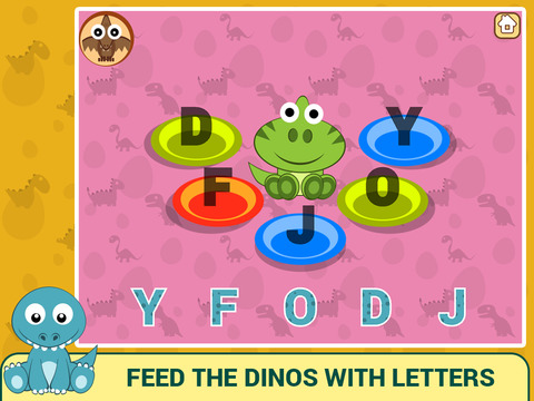 BabyUp: Dinos