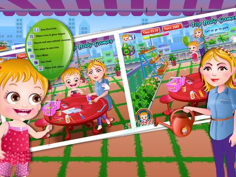 Baby Hazel Earth Day Premium