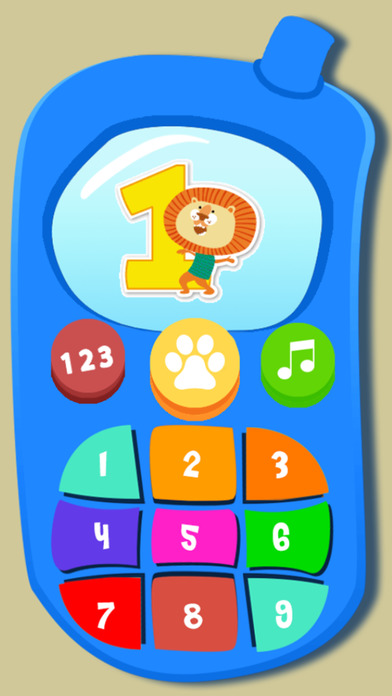 Baby Phone Kids Games