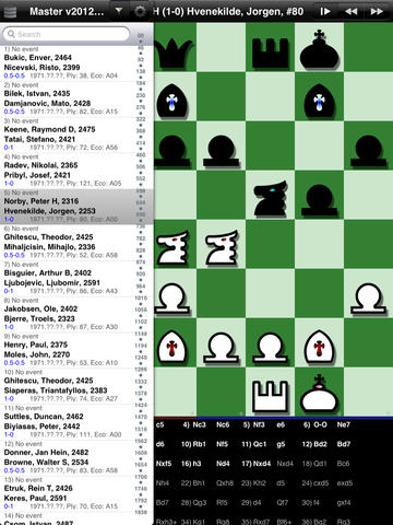 Banksia - Chess Master Database