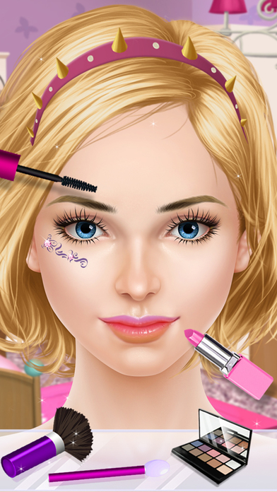 Back-to-school Makeup - Beauty Makeover