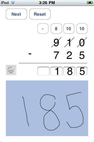 Backseat Mathematics
