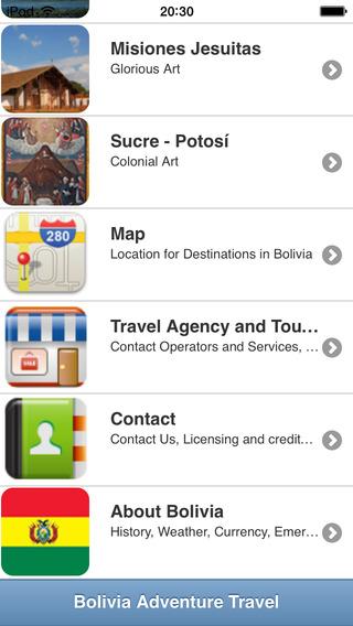 Bolivia Adventure Travel