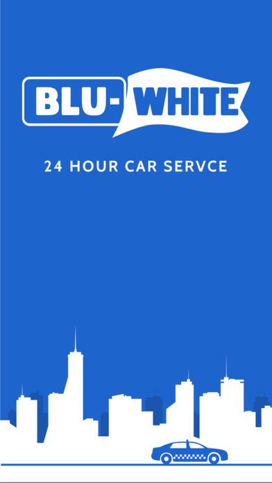 Blu-White Car Service