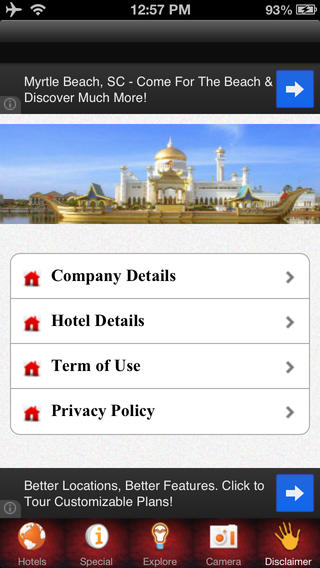Brunei Hotel Booking Deals