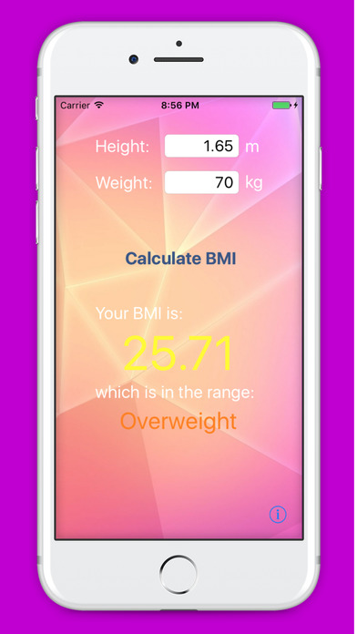 BMI Pro - Body Mass Index