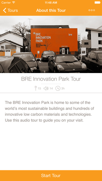 BRE Innovation Park @ Watford