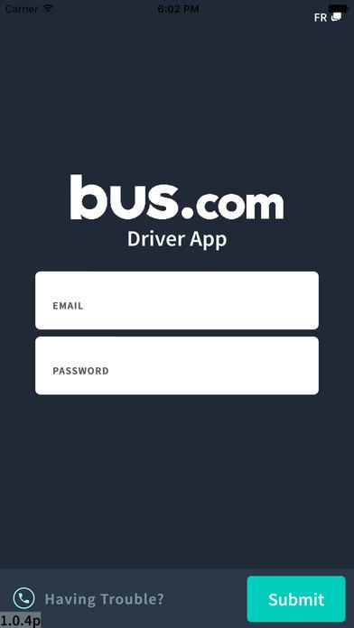 Bus.com Driver App