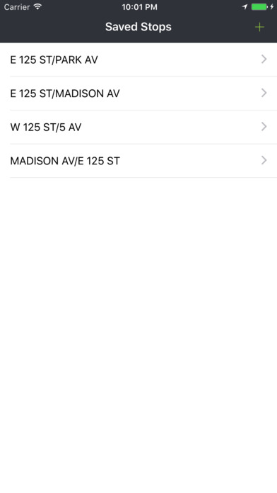 Bus Tracker: NYC (Live MTA Times)