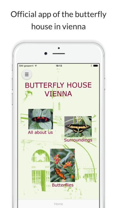 Butterfly House Vienna
