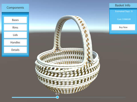 Build Your Sweetgrass Basket