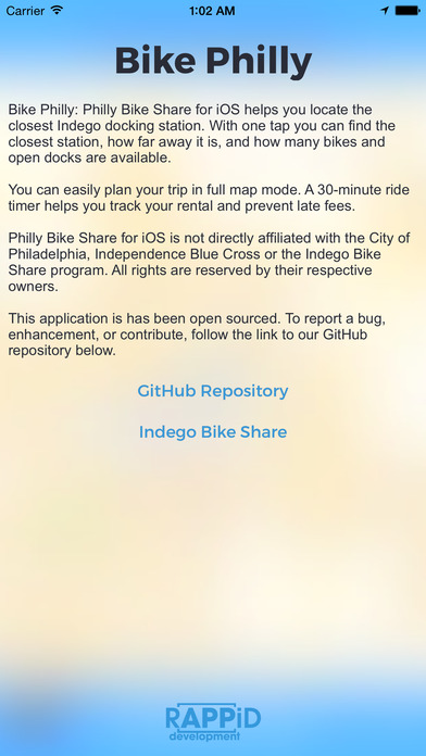 Bike Philly: Philly Bike Share